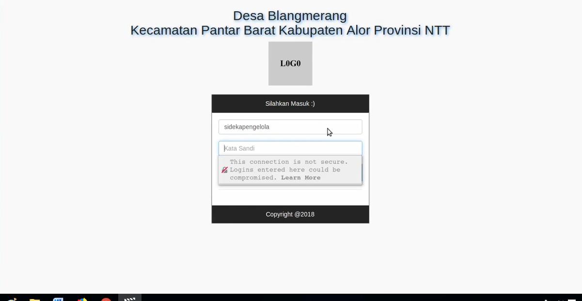 Download Source Code Aplikasi Pendataan Penduduk Berbasis Web