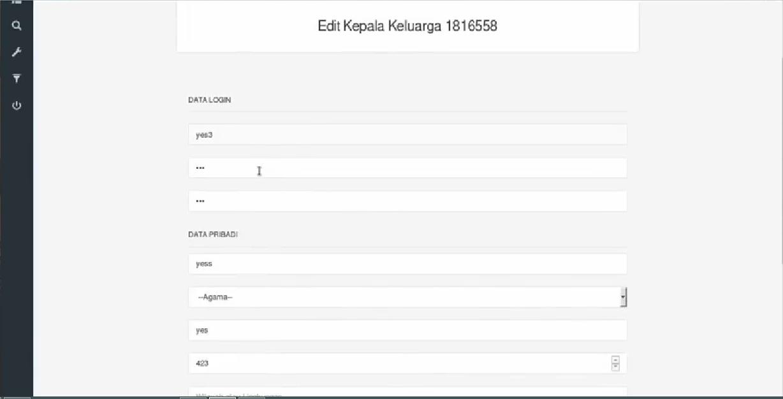 Download Source Code Sistem Informasi Pendataan Umat Keuskupan Berbasis Web