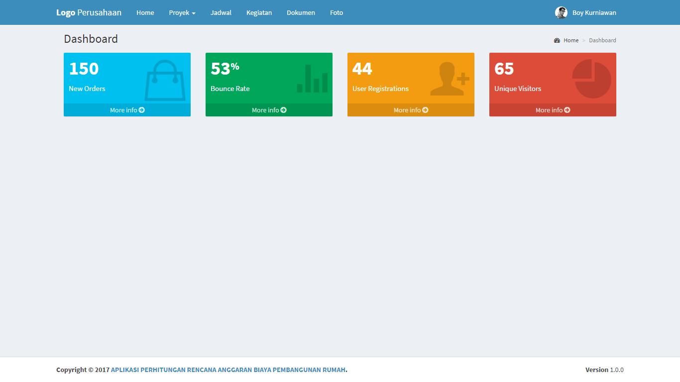 Download Source Code Aplikasi Perencanaan Proyek Berbasis Web